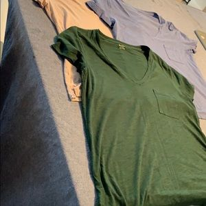 Set of 3 Madewell tee shirts